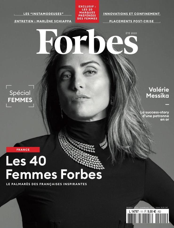 Forbes - Françaises influentes